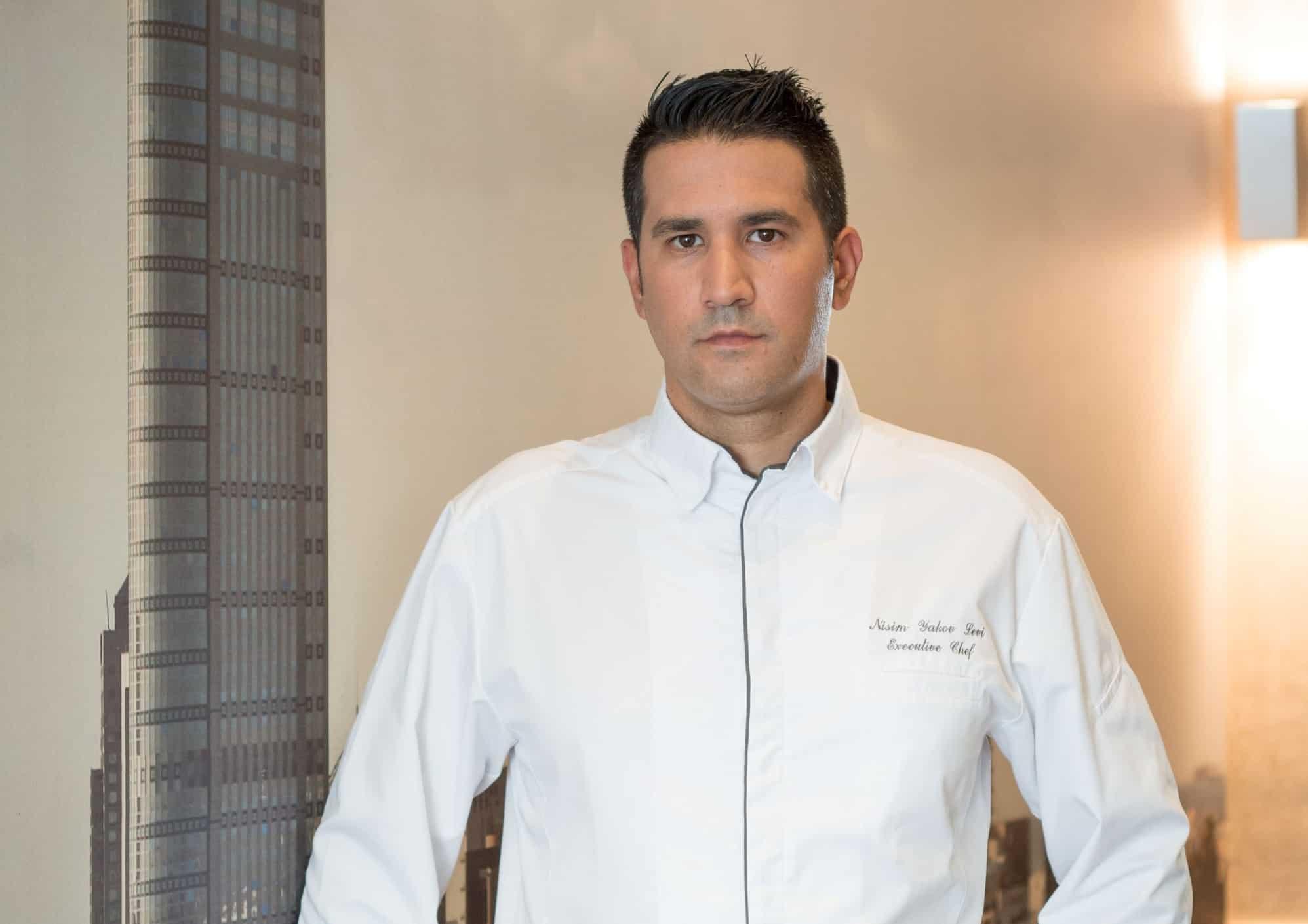 שף ניסים יעקב לוי - שף ראשי רשת מלונות רימונים. צלם אנטולי מיכאל (2)